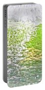 Surfer Green Portable Battery Charger