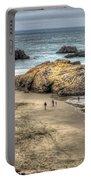 Ocean Beach Portable Battery Charger