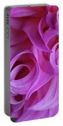 Swirls Of Romance Portable Battery Charger