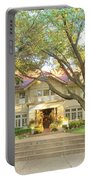 Swiss Avenue Historic Mansion Dallas Texas Portable Battery Charger