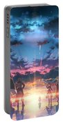 Sword Art Online Game Portable Battery Charger