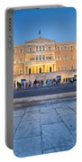 syntagma 'II Portable Battery Charger