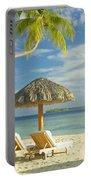 Tahiti, Bora Bora Portable Battery Charger