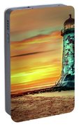 Talacre Lighthouse - Wales Portable Battery Charger