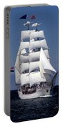 Tall Ship Europa Portable Battery Charger