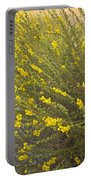 Tarweed Flowering Portable Battery Charger