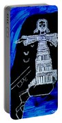 Temptation Of Jesus Portable Battery Charger