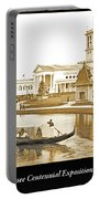 Tennessee Centennial Exposition, Auditorium Building, Lake And G Portable Battery Charger