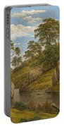 The Bath Of Diana. Van Diemen's Land Portable Battery Charger