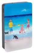 The Beach Parade Portable Battery Charger