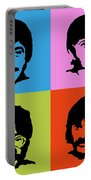 The Beatles Colors Portable Battery Charger
