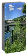 The Bridges At Shelbourne Falls Portable Battery Charger