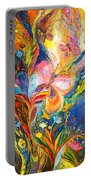 The Butterflies Portable Battery Charger