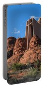 The Chapel Of The Holy Cross Portable Battery Charger
