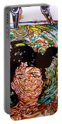 The Drowning Artist Portable Battery Charger