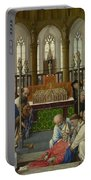 The Exhumation Of Saint Hubert Portable Battery Charger