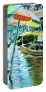 The Floating Market Portable Battery Charger