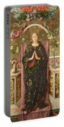 The Immaculate Conception Portable Battery Charger
