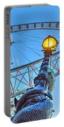 The London Eye And Street Lamp Portable Battery Charger