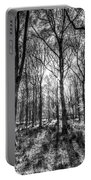 The Monochrome Forest Portable Battery Charger