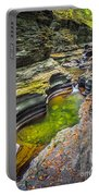 The Narrows Of Watkins Glen Portable Battery Charger