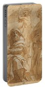 The Prophets Hosea And Jonah Portable Battery Charger