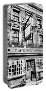 The Prospect Of Whitby Pub London Art Portable Battery Charger
