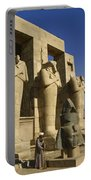 The Ramesseum Portable Battery Charger