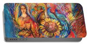The Shabbat Queen Portable Battery Charger