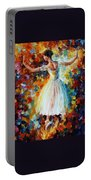The Symphony Of Dance Portable Battery Charger