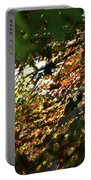 Through The Leaves Portable Battery Charger