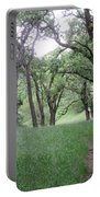 Through The Meadow Portable Battery Charger