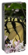 Tiger Swallowtail Butterfly Portable Battery Charger