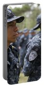 Tigres Commandos Stand In Formation Portable Battery Charger