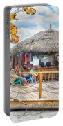 Tiki Bay Island  Portable Battery Charger