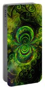Time Fractal Portable Battery Charger