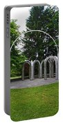 Toledo Botanical Garden Arches Portable Battery Charger