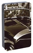 Tom Barrett And Family High Bidder Earl Clark At $153,000 Of Adolf Hitlers Mercedes Benz 770k Portable Battery Charger
