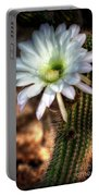 Torch Cactus - Echinopsis Candicans Portable Battery Charger