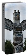 Totem Pole Portable Battery Charger