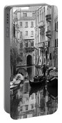 Traditional Venetian Gondolier Portable Battery Charger