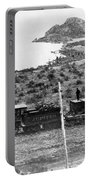 Transcontinental Railroad Portable Battery Charger