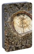 Tree Bark 2 Portable Battery Charger