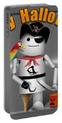 Trick Or Treat Time For Robo-x9 Portable Battery Charger