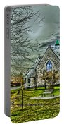 Trinity Episcopal Church Portable Battery Charger