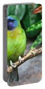 Tropical Bird Portable Battery Charger