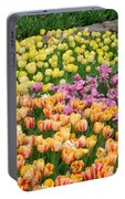Tulips Galore  Portable Battery Charger