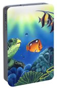 Turtle Dreams Portable Battery Charger
