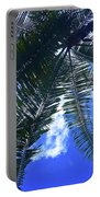 Under The Palms Portable Battery Charger