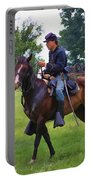 Union Cavalryman Portable Battery Charger
